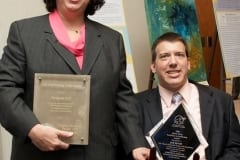 Debra Ruh and Jack Brandt win VBPD Awards of Excellence