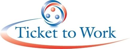 The Ticket to Work Program Logo