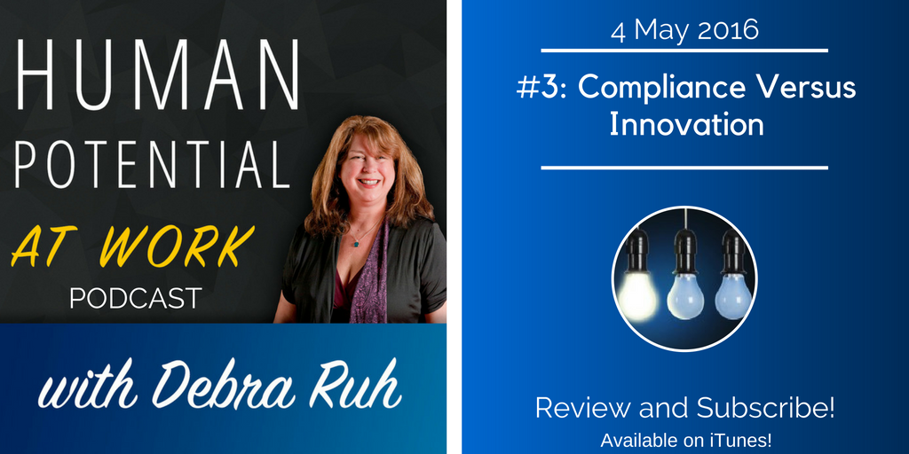 Compliance Versus Innovation